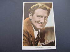 Spencer Tracy Metro hand tinted old Postcard