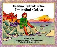 Un Libro Ilustrado Sobre Cristobal Colon  A Picture Book of Christophe-ExLibrary