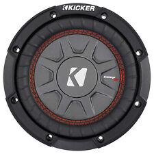 "Kicker 43CWRT671 COMPRT67 6.75"" 300W DVC 1-Ohm Car Audio Subwoofer Sub CWRT67-1"