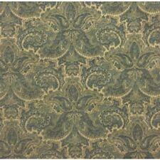 Ralph Lauren Upholstery Floral Print- Bronte Paisley/Bay (LCF40034F)- 0.50 yds