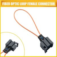 MOST Fibre optic loop Female connector for Audi BMW Mercedes Porsche Vehicles