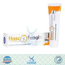 Hascofungin Ciclopirox Olamine Antifungal Cream Athlete's Foot Ringworm 30ml