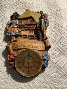 Schwarzwald Nostalgie Thermometer Antik Look