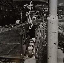 Helmut Newton Sumo Photo 50x70cm Fashion American Vogue Italy 1996 + Paris 1997