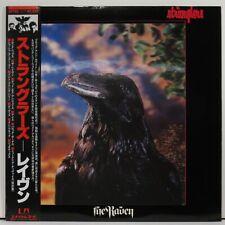 STRANGLERS - The Raven < 1979  Ltd. Ed. Japan LP 3D cover > OBI, insert >  NM