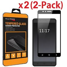 MagicShieldz for T-Mobile REVVL Plus Full Cover Tempered Glass Screen Protector