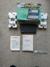 Fully TESTED Atari Portfolio Handheld Computer -the world's first! CLASSIC
