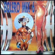 BOLERO MIX 6 - SPAIN LP Blanco y Negro 1990 - FPI Project, Jam Tronik, Orellana