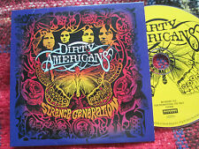 Dirty Americans ‎Strange Generation Roadrunner Records ‎RR PROMO 702 CD Album