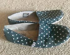Skechers Bobs Shoes Women's Size 7.5 Polka Dot