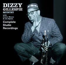 Dizzy Gillespie - Complete Studio Recordings [New CD] Spain - Import