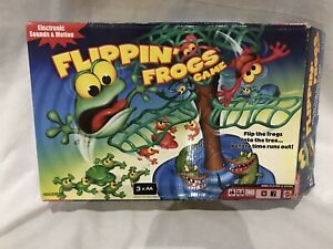 Mattel Flippin' Frogs Game Replacement Parts Pieces