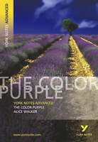 The Color Purple: York Notes Advanced by Neil McEwan (Paperback, 2003)