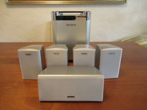Sony Home Cinema 5.1 Surround Speakers & Subwoofer  SS-MSP760