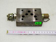 Zwischenplatte ZP10-AB G1/4