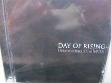 Day of Rising - Unmasked Minve  CD 2007   sealed