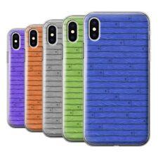 Étuis, housses et coques verts iPhone X en silicone, caoutchouc, gel pour téléphone mobile et assistant personnel (PDA)