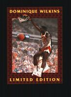 1991-92 Fleer #9 Limited Edition Dominique Wilkins Rare Insert NM-MT/MINT SP
