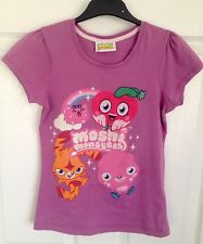 Girls Debenhams Mosi Monsters T Shirt 👚- Age 9-10yrs