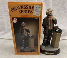 "Emmett Kelly Jr. Signature Collection Profesional Series ""Executive�"