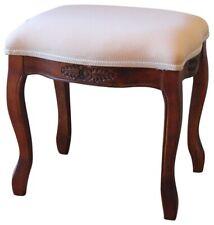 Replacement Leg for International Caravan Windsor Vanity Stool- Walnut