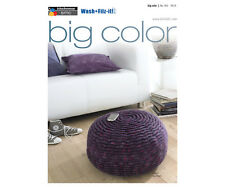 SMC SCHACHENMAYR WASH FILZ IT BIG COLOR FELTING CUSHION CROCHET PATTERNS 003