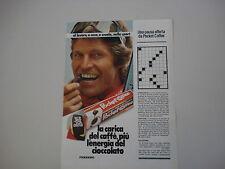 advertising Pubblicità 1981 FERRERO POCKET COFFEE