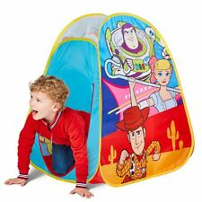 OFFICIAL TOY STORY 4 POP UP PLAY TENT CHILDRENS AGES 2+
