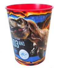 Jurassic World Stadium Keepsake Favor 16 oz Cup with American Flag 1 Count New