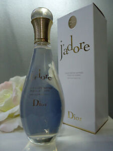 Luxury Dior Gift Wrap J´Adore Dry Silky Body Oil 150ml HUGE New Rare Sealed Box