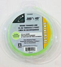 "Universal Round Trimmer Line .080"" x 40' A16-6"