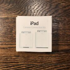 Genuine Apple iPad Camera Connection Kit MC531ZM/A (A1362 & A1358) Brand New