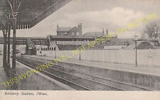 Pitsea Railway Station Photo. Benfleet to Laindon and Stanford-le-Hope Lines (7)