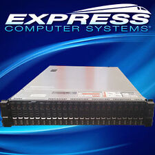 Dell PowerEdge R720xd 2x E5-2643 3.3Ghz Quad Core, 64GB, 4x 300GB 15K, H710p