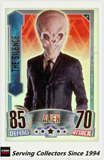 Alien with Foil Collectable Trading Cards