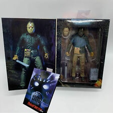Friday the 13th Part 6 JASON VOORHEES Lives Action Figure PVC Doll 7""