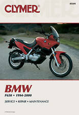 USED (GD) BMW F650 1994-2000 (Clymer Motorcycle Repair) by Penton Staff
