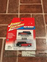 Johnny Lightning AD Rods 1959 Rambler Wagon Die-Cast Toy Car NEW FREE SHIPPING