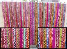 Superbe tapis avec décoration géométrique  => 2.10 x 2,10 (16b)