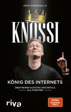 Knossalla Laschewski Knossi König des Internets BUCH NEUWERTIG