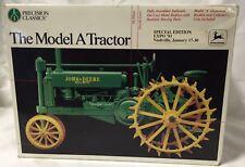 """ERTL JOHN DEERE """"A"""" TRACTOR Precision #1 1993 NASHVILLE EXPO 1/16"""