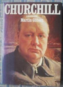 Churchill By Martin Gilbert. 0907486274