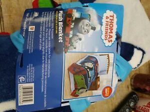 Thomas &Friends Plush Blanket