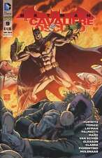 fumetto BATMAN IL CAVALIERE OSCURO editoriale DC COMICS LION numero 9
