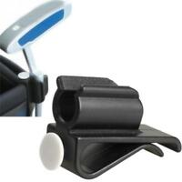 Golf Bag Clip On Putter Clamp Holder Putting Tool Club Golf Ball Accessories W