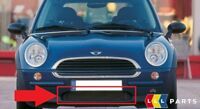 MINI NEW GENUINE R50 ONE TILL 2004/07 FRONT BUMPER LOWER CENTER GRILLE BLACK