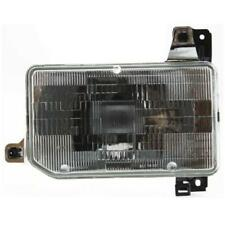 New NI2502104 Driver Side Headlight for Nissan Pathfinder 1987-1995