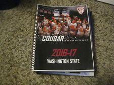 2016-2017 Women's Basketball Media Guide  Washington State Cougars (WSU)