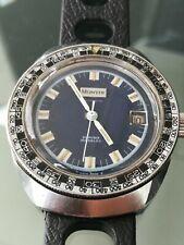 Watch Monvis Diver sub Bakelite Bezel Vintage