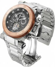 Invicta 17645 Coalition Forces Swiss Gunmetal Dial Chronograph Mens Watch - NEW